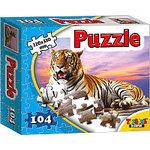 Пазл Topgame Тигр / 01294
