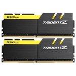 Оперативная память G.Skill Trident Z 2x16GB DDR4 PC4-25600 F4-3200C16D-32GTZSW