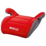 Автокресло-бустер Sparco F100K Black/Red (SPC/DK-500 BK/RD)