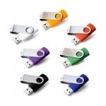 2GB USB Drive Gooddrive Twister (PD2GH2GRTSOSR) Orange