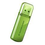 32GB USB Drive Silicon Power Helios 101 (SP032GBUF2101V1N) Green