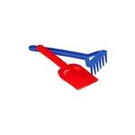 Набор №1: лопатка, грабельки 0507