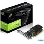 Видеокарта NVIDIA Quadro P1000 4GB GDDR5