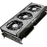 Видеокарта Palit GeForce RTX 3070 Ti GameRock 8GB GDDR6X NED307T019P2-1047G