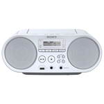 Аудиомагнитола Sony ZS-PS50CP White