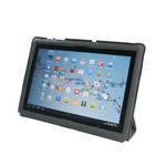 Чехол IT BAGGAGE для планшета Samsung Galaxy tab 10.1 P5100, P5110 Slim полиэстер черный ITSSGT1027-1