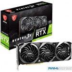 Видеокарта MSI GeForce RTX 3060 Ventus 3X 12G OC