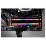 Оперативная память Corsair Vengeance PRO RGB 2x8GB DDR4 PC4-25600 CMW16GX4M2C3200C14