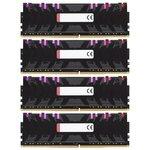 Оперативная память HyperX Predator RGB 4x8GB DDR4 PC4-25600 HX432C16PB3AK4/32