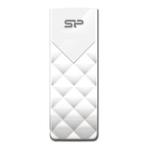 4GB USB Drive Silicon Power UltimaII U03 (SP004GBUF2U03V1W) White