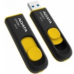 64GB USB Drive A-Data DashDrive UV128 (AUV128-64G-RBY)
