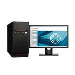 Компьютер офисный c монитором 22