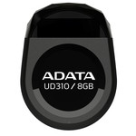 8GB USB Drive A-Data AUD310-8G-RBK