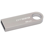 8GB USB Drive Kingston DTSE9 Silver