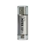 8GB USB Drive Mirex SMART SILVER (13600-DСFSSM08)