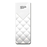 8GB USB Drive Silicon Power Ultima U03 (SP008GBUF2U03V1W) White