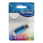 8GB USB Drive SmartBuy V-Cut Blue