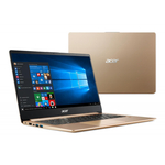 Ноутбук Acer Swift 1 N5000/4GB/256/Win10 Złoty NX.GXREP.005