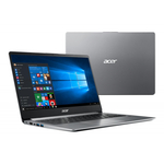 Ноутбук Acer Swift 1 N4000/4GB/256/Win10 Srebrny NX.GXUEP.012