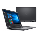 Ноутбук Dell Precision 7530 i7-8750H/16GB/256/Win10P P1000  Precision0100