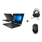 Ноутбук HP OMEN 15 i7-9750H/16GB/256/Win10 GTX1660Ti 144Hz 7TE28UA