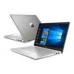 Ноутбук HP Pavilion 14 i3-8145/4GB/256/Win10 Silver 6VN45EA
