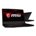 Ноутбук MSI GF63 i7-9750H/8GB/256 GTX1050Ti Thin GF63 9RCX-873XPL