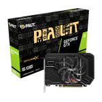 Видеокарта Palit GeForce GTX 1660 Ti StormX 6GB GDDR6 NE6166T018J9-161F