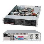 Сервер SuperMicro на базе процессора Intel Xeon E5-2620