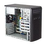 Сервер SuperMicro на базе процессора Intel Quad Core Xeon E3-1220