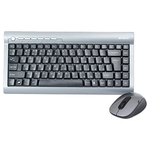 Клавиатура+Mышь A4Tech 7700N (GL-6+G7-630N)