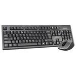 Клавиатура+Mышь A4Tech 7100N (GR-85+G7-630N)