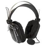 Наушники с микрофоном A4Tech HS-60