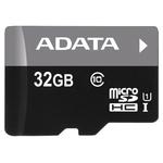 Карта памяти A-Data Premier microSDHC UHS-I Class 10 32GB (AUSDH32GUICL10-R)