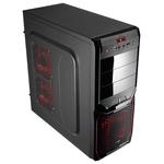 Корпус AeroCool V3X Devil Red Edition