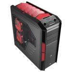 Корпус AeroCool Xpredator X3 Devil Red Edition Black/Red