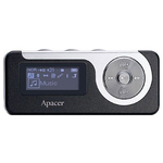 Flash MP3 Apacer Audio Steno AU350 2048Mb black