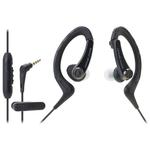 Наушники Audio-Technica ATH-SPORT1iS Black