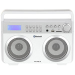 Аудиомагнитола Supra BTS-900 White