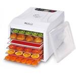 Сушилка для овощей и фруктов KELLI KL-5085 (белый)