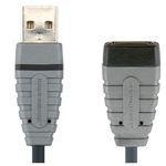 Кабель USB 2.0 Am-Af 4.5m (удлинитель активный) Bandridge BCL4305