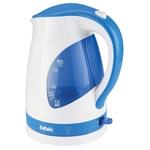 Электрочайник BBK EK1700P White/Blue