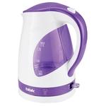 Электрочайник BBK EK1700P White/Purple