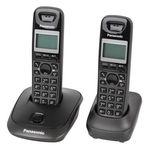 Беспроводной телефон Panasonic KX-TG2512 черный