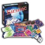 Настольная игра Topgame Бизнес. Игра на деньги / 01185