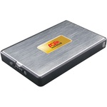 Бокс для жесткого диска AgeStar SUB2A11 Black-Silver
