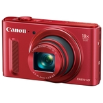 Фотоаппарат Canon PowerShot SX610 HS Red