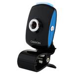 Вебкамера CANYON CNR-WCAM413G Black/Blue USB