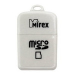 Card Reader Mirex CHOK White