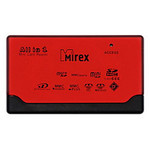 Card Reader Mirex VELVET Bordo
